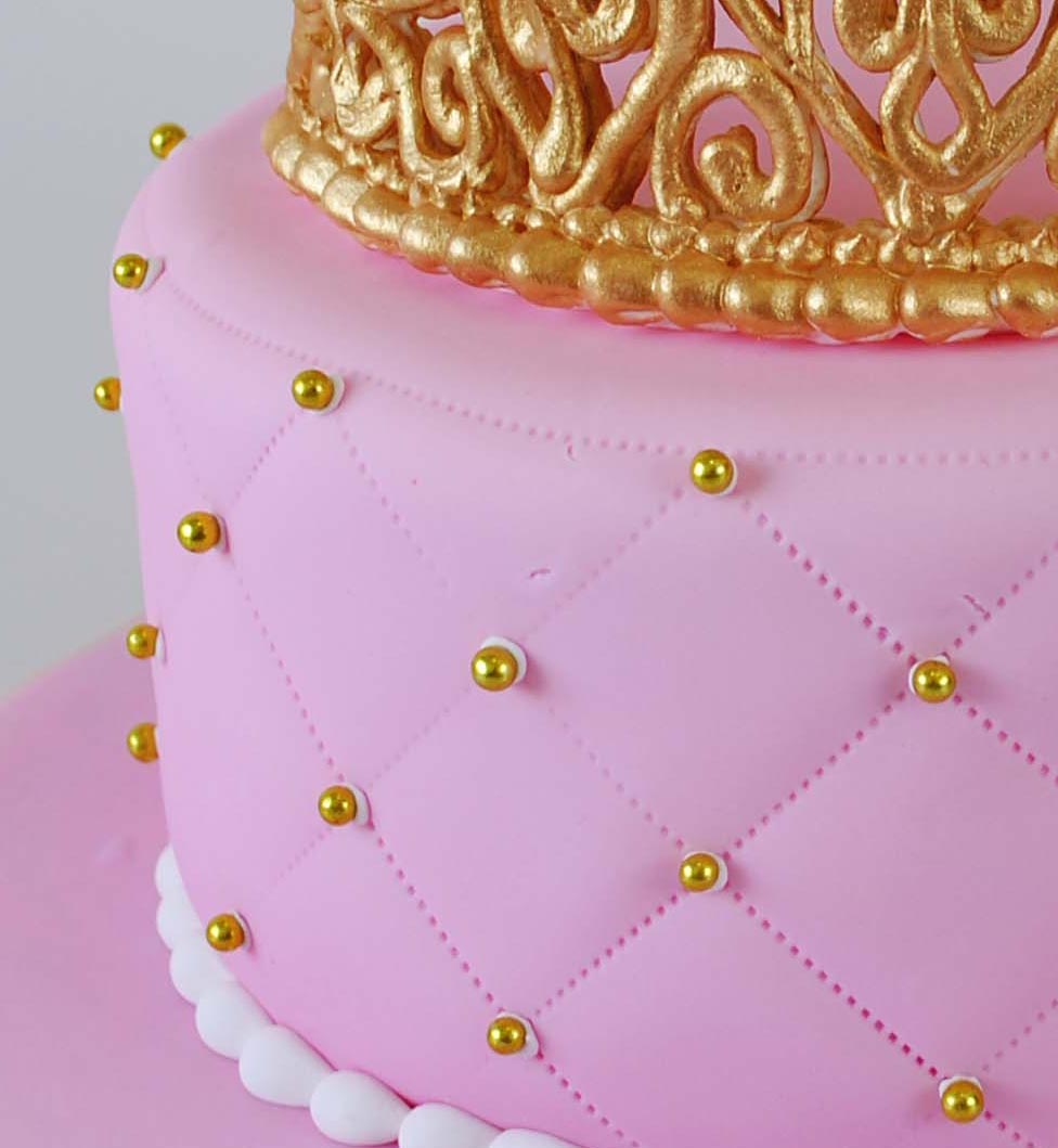 Glace Corona De Princesa