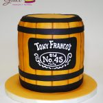Glacé Pasteles y Postres Jack Daniels
