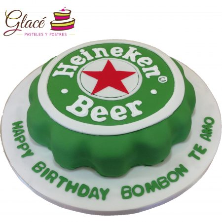 Heineken Glace Pasteles