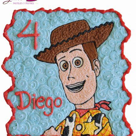 Woody quequitos Glace Pasteles y Postres Monterrey